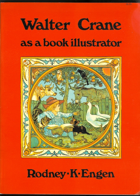 Image for WALTER CRANE AS A BOOK ILLUSTRATOR.