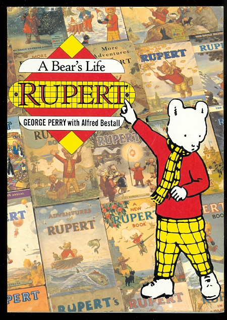 Image for RUPERT:  A BEAR'S LIFE.