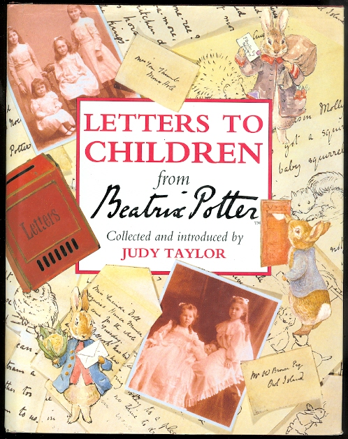 Image for LETTERS TO CHILDREN FROM BEATRIX POTTER.