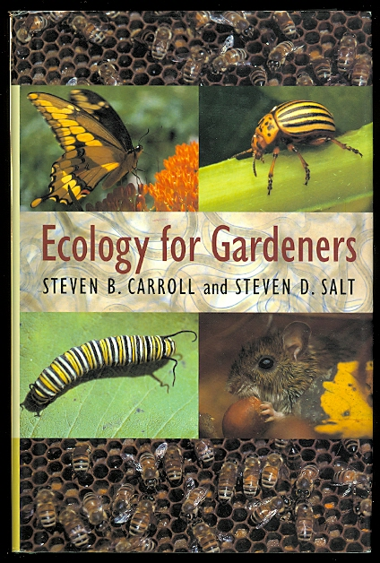 Image for ECOLOGY FOR GARDENERS.