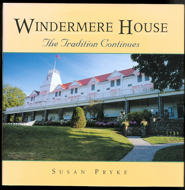 Image for WINDERMERE HOUSE:  THE TRADITION CONTINUES.