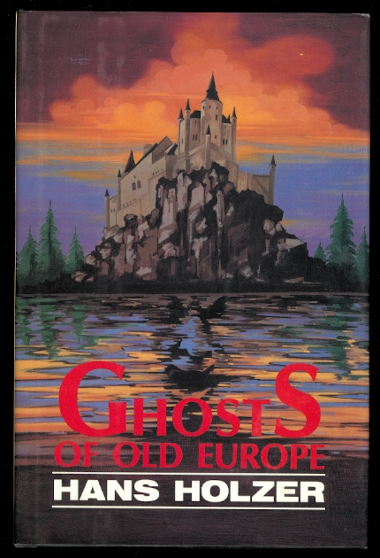 Image for GHOSTS OF OLD EUROPE.