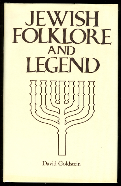 Image for JEWISH FOLKORE AND LEGEND.