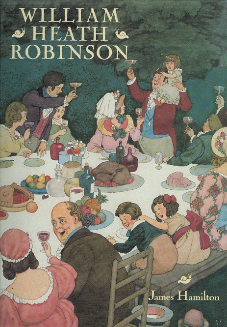 Image for WILLIAM HEATH ROBINSON.