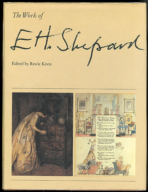 Image for THE WORK OF E H SHEPARD.