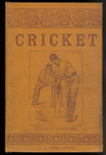 Image for THE MANUAL OF CRICKET.  ILLUSTRATED.