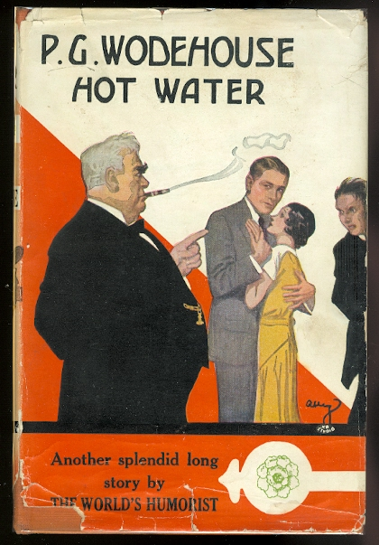 Image for HOT WATER.