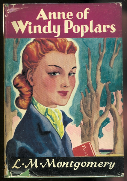 Image for ANNE OF WINDY POPLARS.