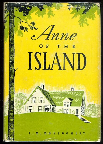 Image for ANNE OF THE ISLAND.