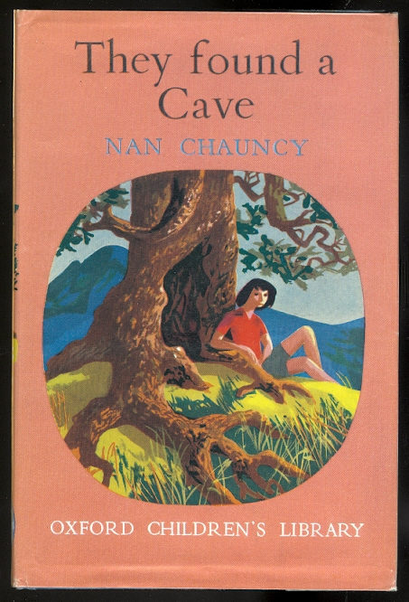 Image for THEY FOUND A CAVE.  OXFORD CHILDREN'S LIBRARY NO. 5,