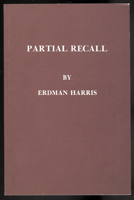 Image for PARTIAL RECALL.
