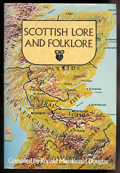 Image for SCOTTISH LORE AND FOLKLORE.
