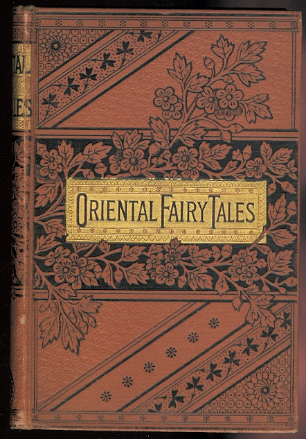 Image for ORIENTAL FAIRY TALES.