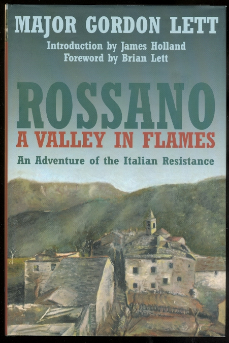 Image for ROSSANO: A VALLEY IN FLAMES.  A STORY OF THE ITALIAN RESISTANCE.
