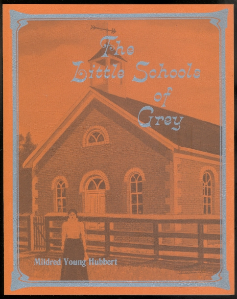 Image for THE LITTLE SCHOOLS OF GREY.