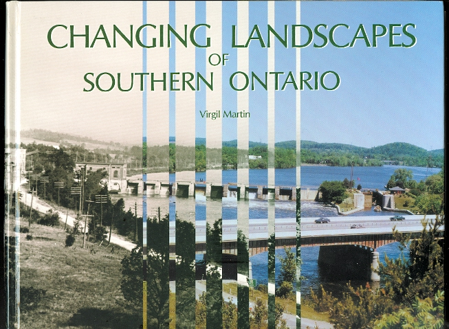 Image for CHANGING LANDSCAPES OF SOUTHERN ONTARIO.