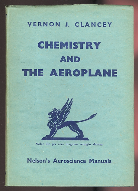 Image for CHEMISTRY AND THE AEROPLANE.