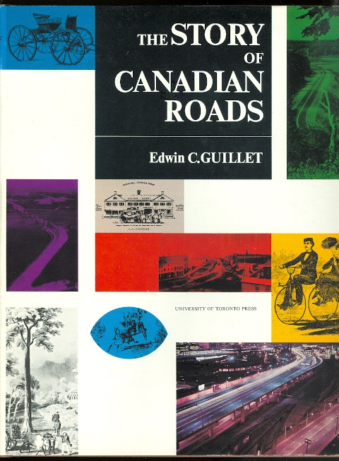 Image for THE STORY OF CANADIAN ROADS.