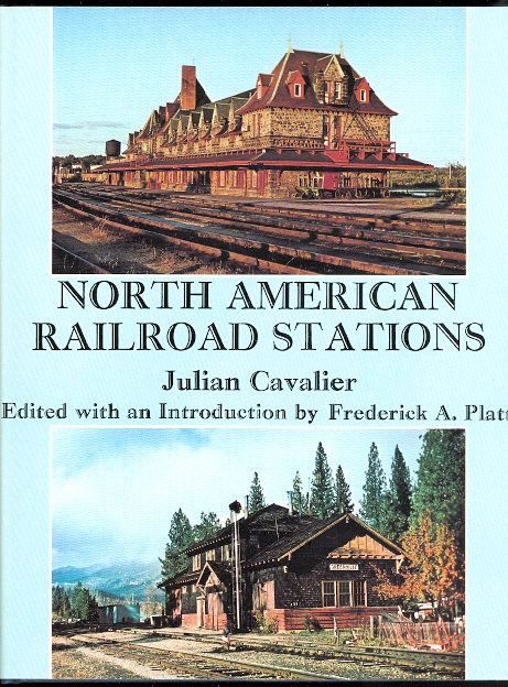 Image for NORTH AMERICAN RAILROAD STATIONS.