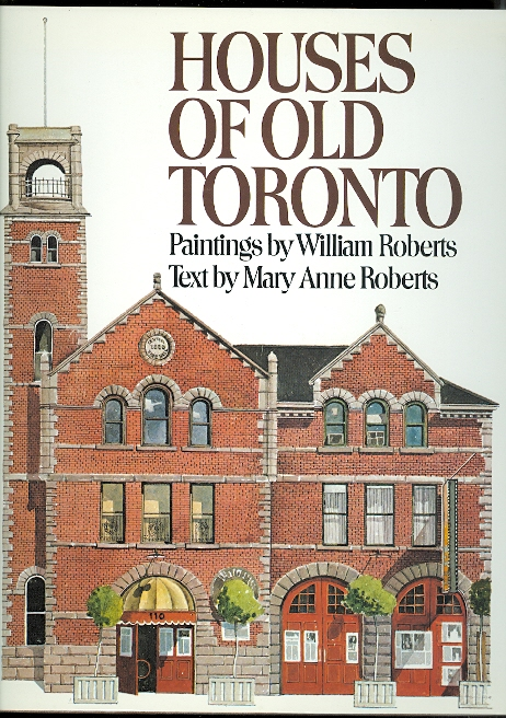 Image for HOUSES OF OLD TORONTO.