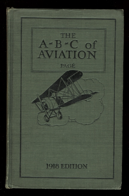 Image for THE A-B-C OF AVIATION.