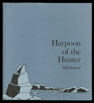 Image for HARPOON OF THE HUNTER.