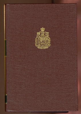 Image for DOCUMENTS ON CANADIAN EXTERNAL RELATIONS VOLUME 9  1942-1943.  DOCUMENTS RELATIFS AUX RELATIONS EXTERIEURES DU CANADA.