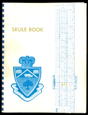 Image for SKULEBOOK 6T5.  (SKULE BOOK)  YEARBOOK OF THE FACULTY OF APPLIED SCIENCE & ENGINEERING, UNIVERSITY OF TORONTO, 1965.