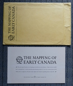 Image for THE MAPPING OF EARLY CANADA.  (WITH 12 REPRODUCTION MAPS.)