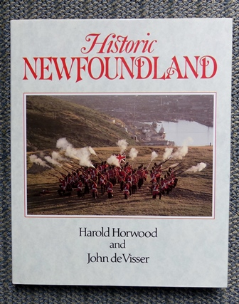 Image for HISTORIC NEWFOUNDLAND.