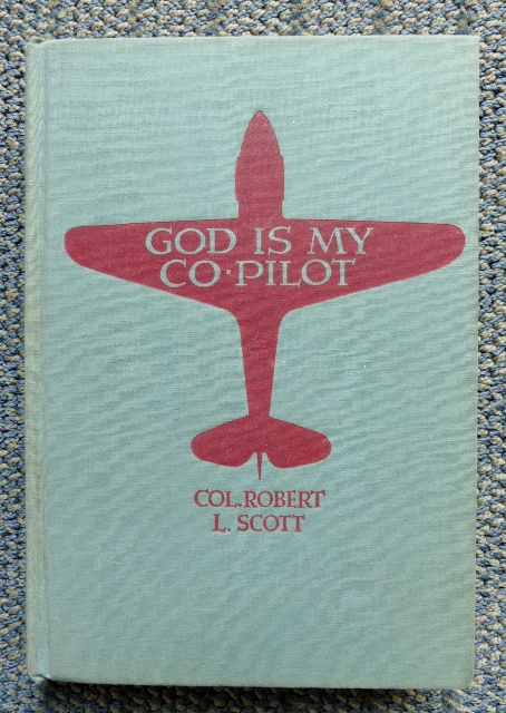 Image for GOD IS MY CO-PILOT.
