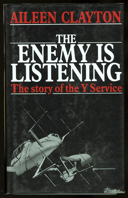 Image for THE ENEMY IS LISTENING.  THE STORY OF THE Y SERVICE.