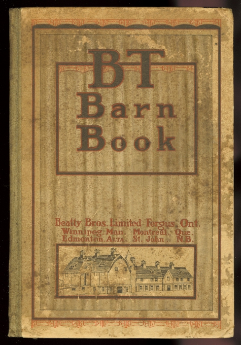 Image for BT BARN BOOK.  BOOK NO. 34.