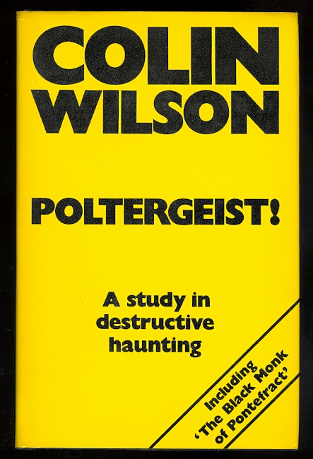 Image for POLTERGEIST!  A STUDY IN DESTRUCTIVE HAUNTING.