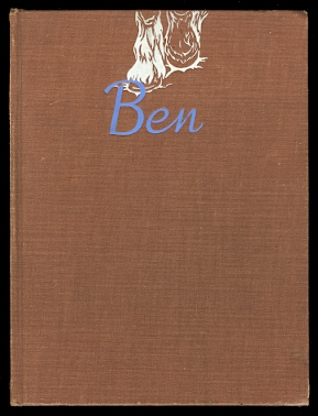 Image for BEN:  THE STORY OF A CART-HORSE.