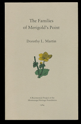 Image for THE FAMILIES OF MERIGOLD'S POINT.