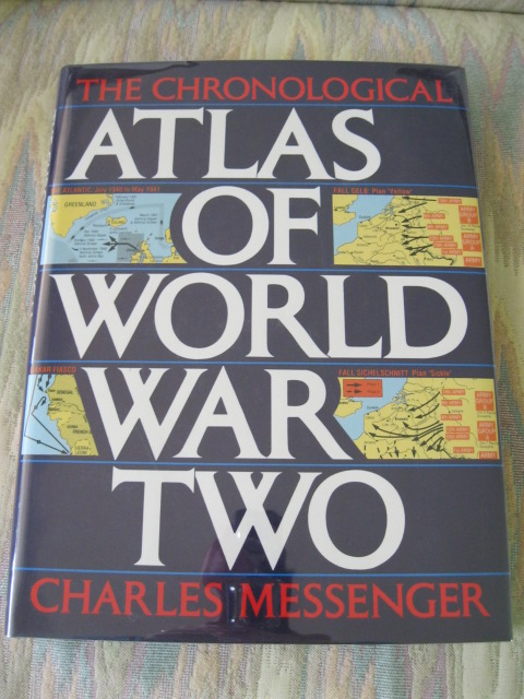 Image for THE CHRONOLOGICAL ATLAS OF WORLD WAR TWO.  (WORLD WAR II)