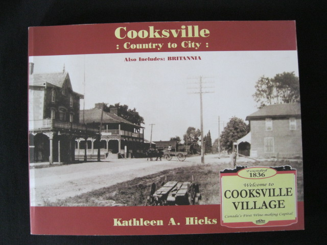 Image for COOKSVILLE:  COUNTRY TO CITY.  ALSO INCLUDES:  BRITANNIA.
