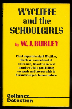 Image for WYCLIFFE AND THE SCHOOLGIRLS.