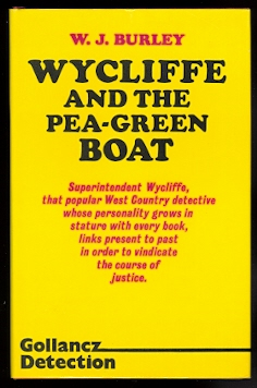 Image for WYCLIFFE AND THE PEA-GREEN BOAT.