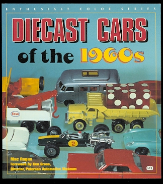 Image for DIECAST CARS OF THE 1960s.