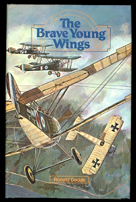 Image for THE BRAVE YOUNG WINGS.