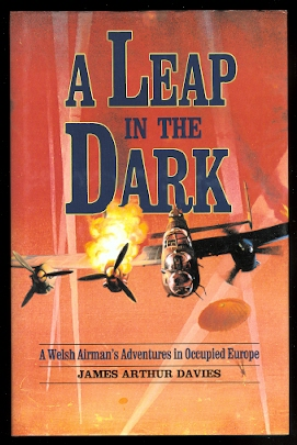 Image for A LEAP IN THE DARK:  A WELSH AIRMAN'S ADVENTURES IN OCCUPIED EUROPE.