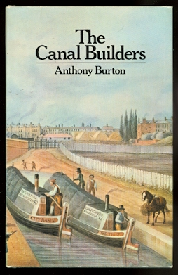 Image for THE CANAL BUILDERS.