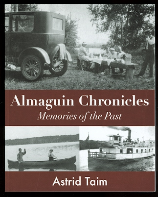 Image for ALMAGUIN CHRONICLES: MEMORIES OF THE PAST.
