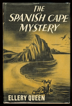 Image for THE SPANISH CAPE MYSTERY:  A PROBLEM IN DEDUCTION.  BLAKISTON 137.