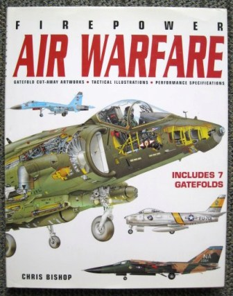 Image for FIREPOWER:  AIR WARFARE.