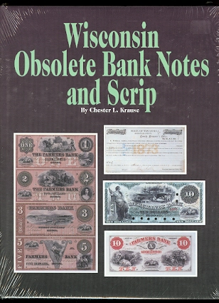 Image for WISCONSIN OBSOLETE BANK NOTES AND SCRIP.