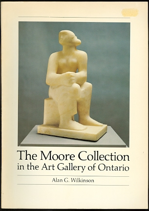 Image for THE MOORE COLLECTION IN THE ART GALLERY OF ONTARIO.