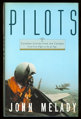 Image for PILOTS:  CANADIAN STORIES FROM THE COCKPIT.